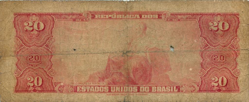 20 крузейро (Бразилия)