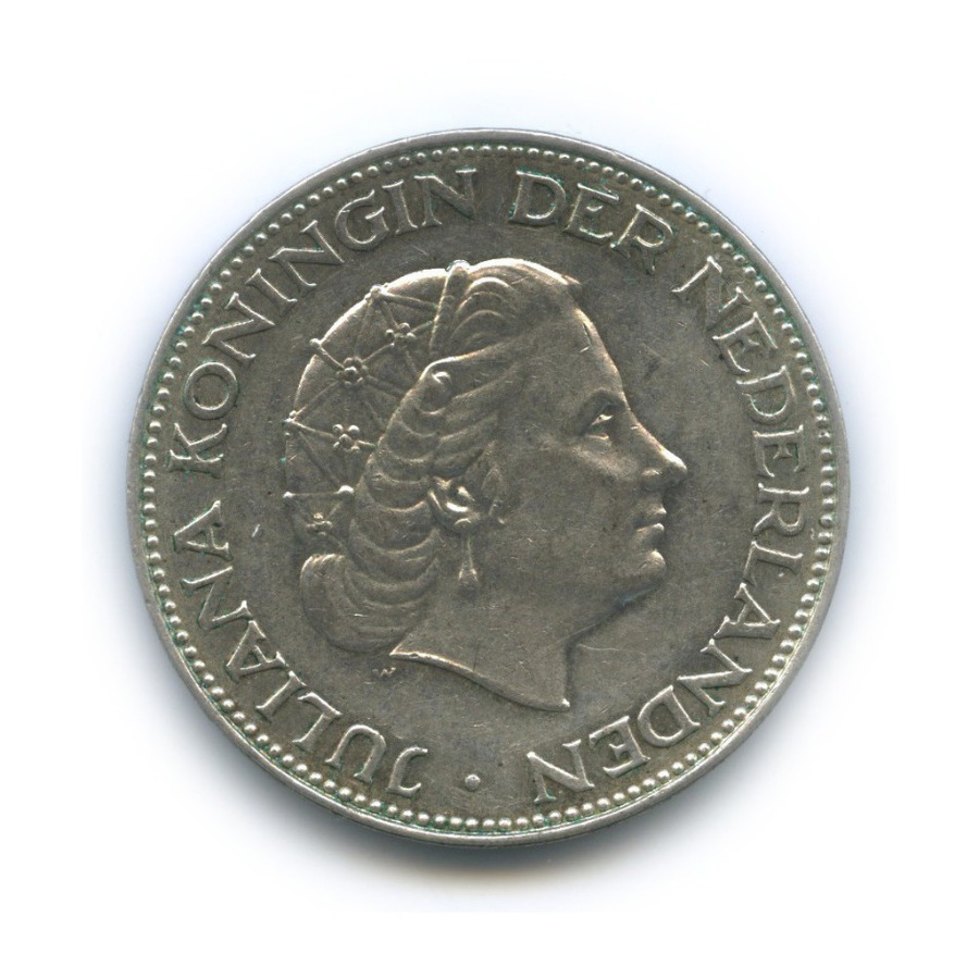 2½ гульдена 1960 года (Нидерланды)
