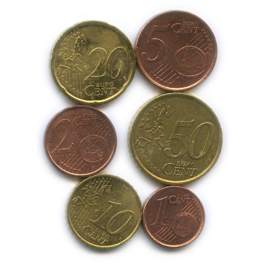 Набор монет 1999 года (Испания)