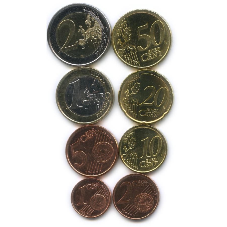 Набор монет 2012 года (Финляндия)