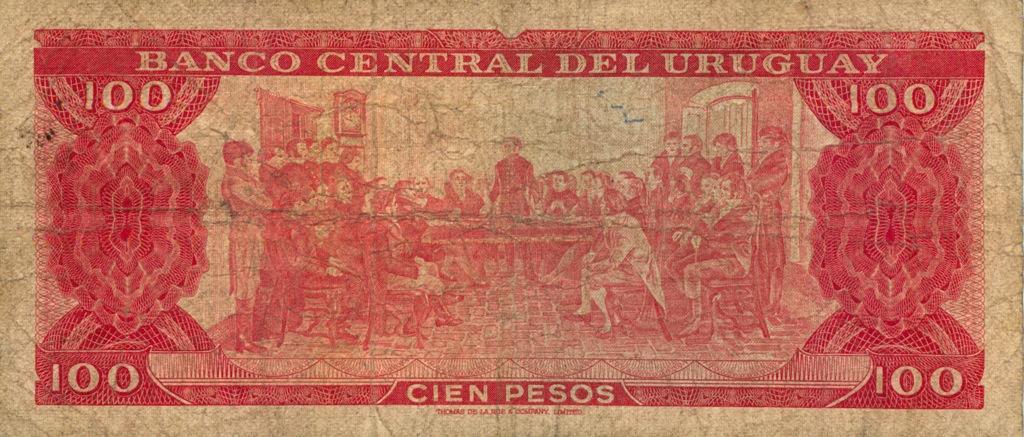 100 песо (Уругвай)