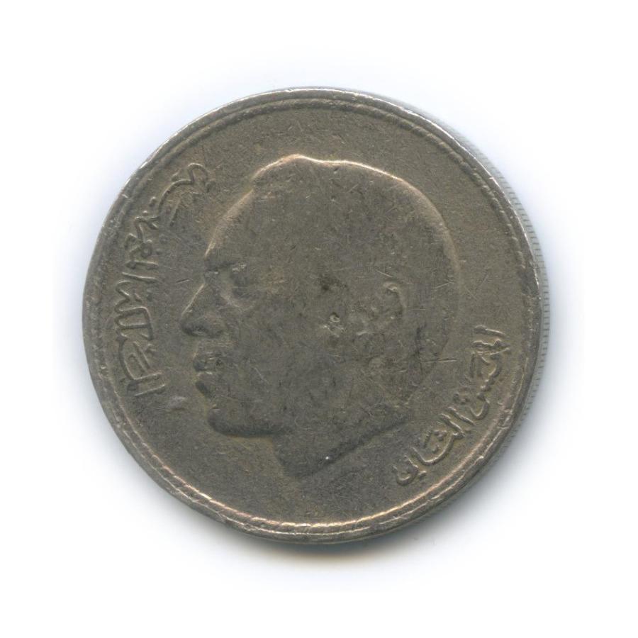 5 дирхамов 1980 года (Марокко)
