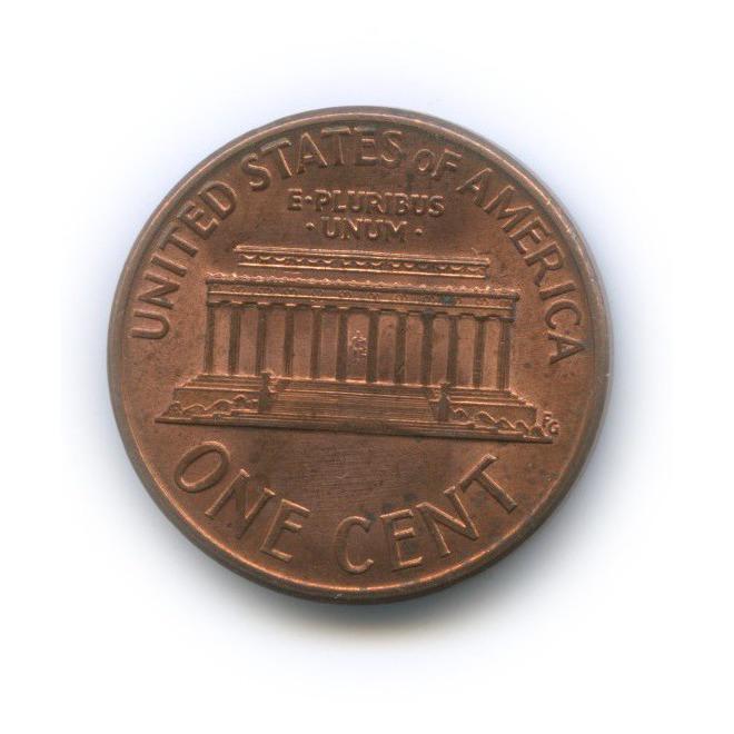 1 цент 1990 года D (США)