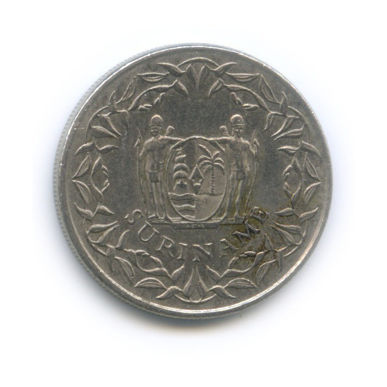 100 центов, Суринам 1989 года