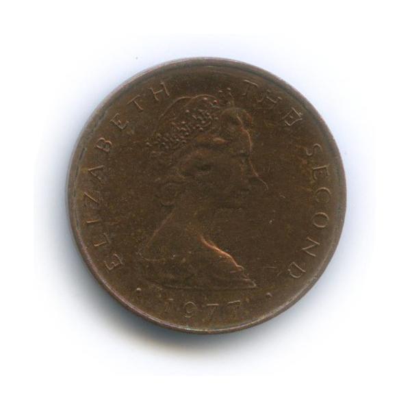 1/2 пенни - ФАО, Остров Мэн 1977 года