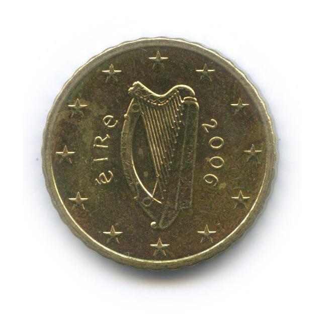 10 центов 2006 года (Ирландия)