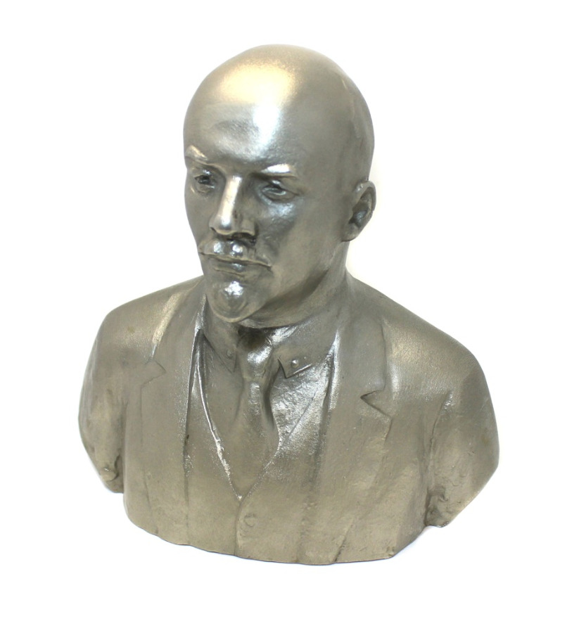 Бюст «В.И. Ленин» (22 см) (СССР)