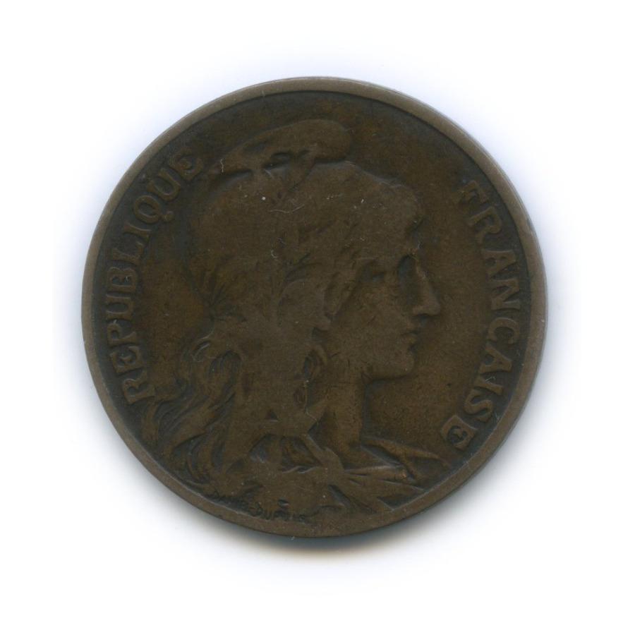 10 сантимов 1899 года (Франция)