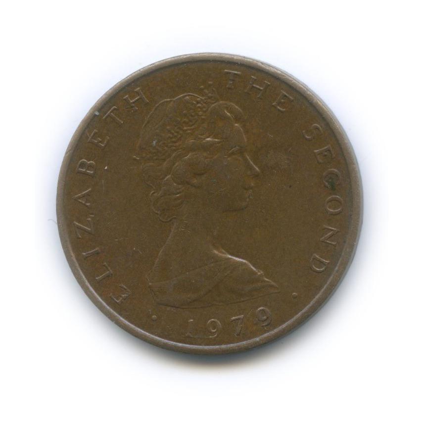 2 пенса, Остров Мэн 1979 года