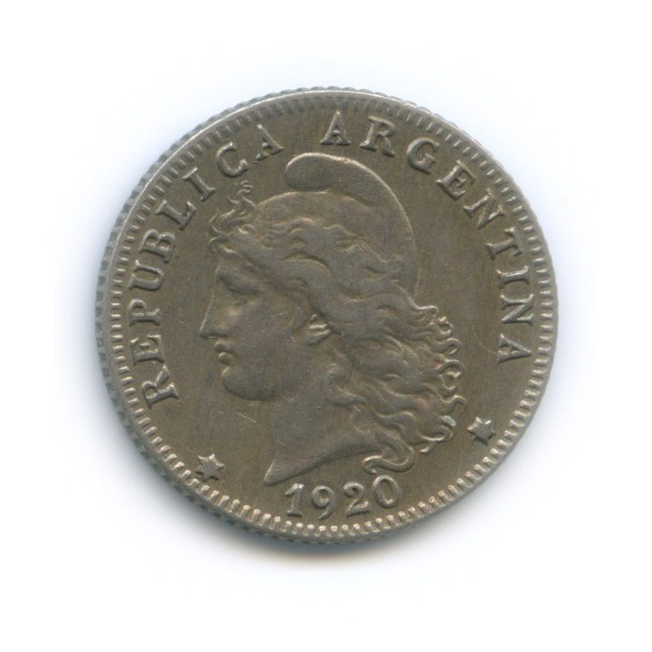 20 сентаво 1920 года (Аргентина)