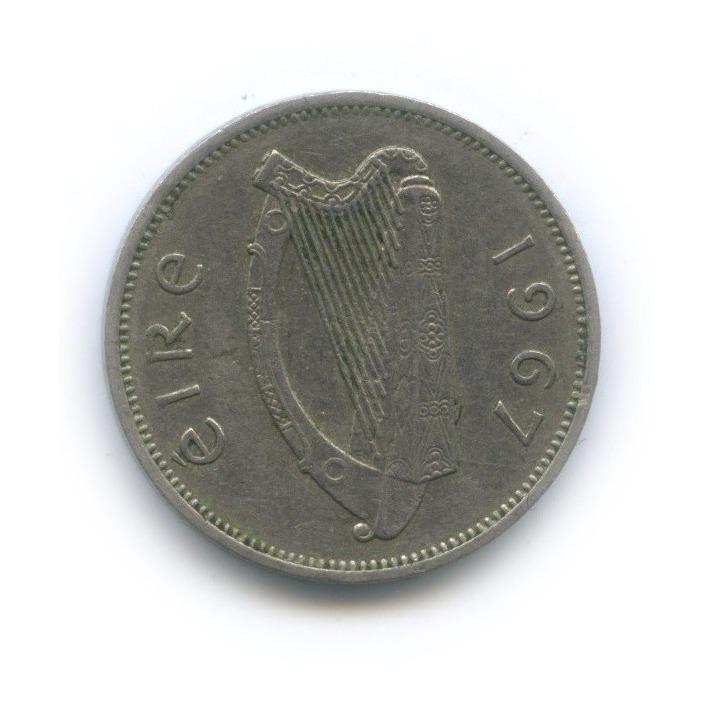 6 пенсов 1967 года (Ирландия)