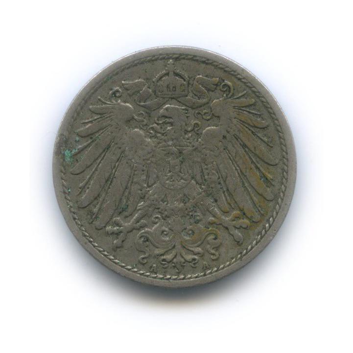 10 пфеннигов 1904 года А (Германия)