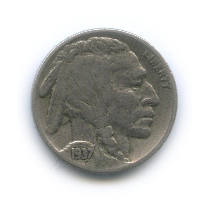 5 центов 1937 года D (США)