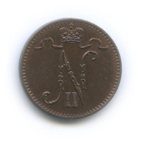 1 пенни 1902 года (Российская Империя)