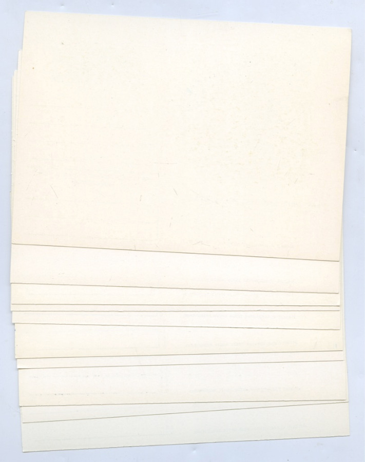 Набор почтовых карточек соригинальной маркой (10 шт.) (СССР)