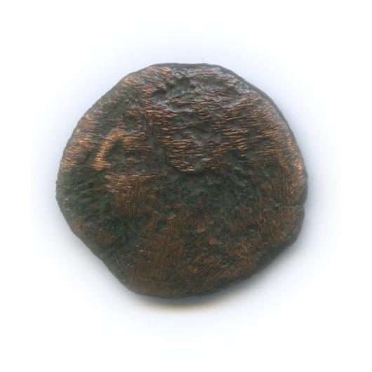 Карфаген, Танит/конь, пальма, 264-241 гг. до н. э.