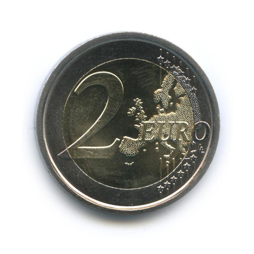 2 евро - 550 лет содня смерти Донателло 2016 года (Италия)