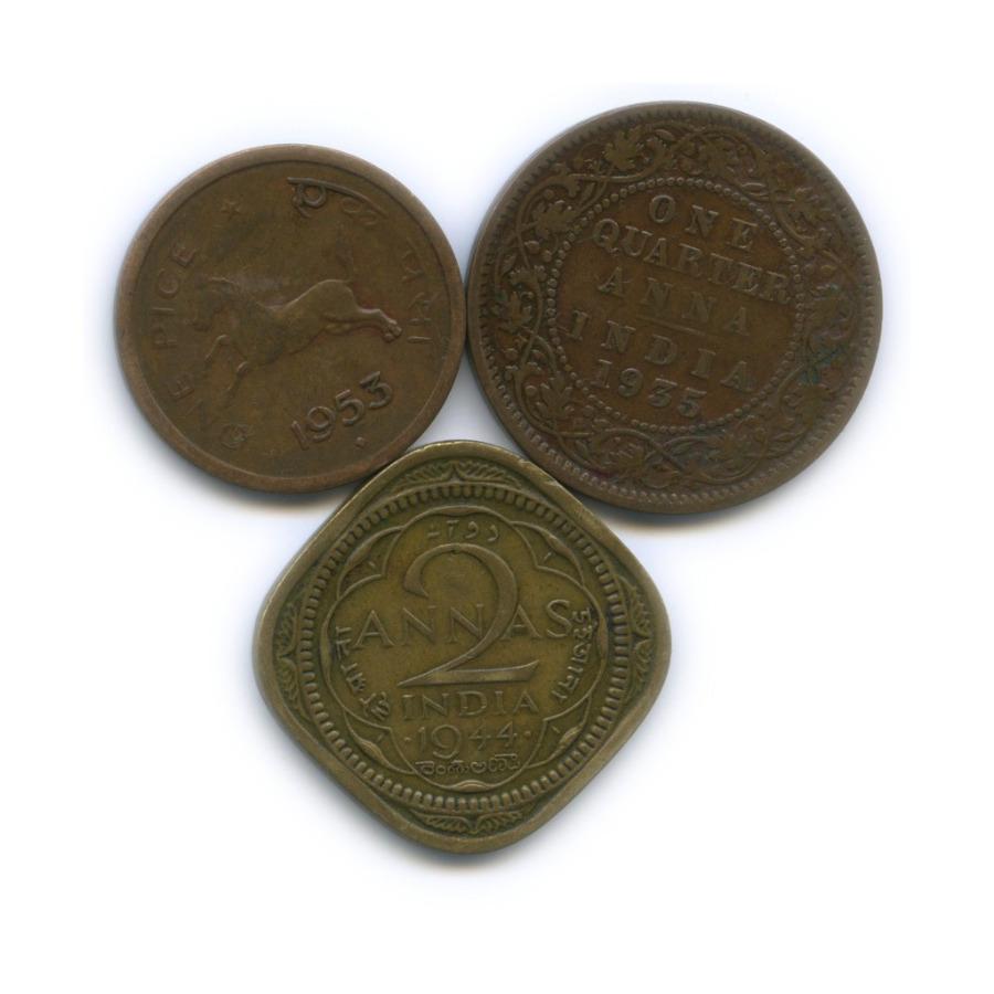 Набор монет, Британская Индия (Индия)