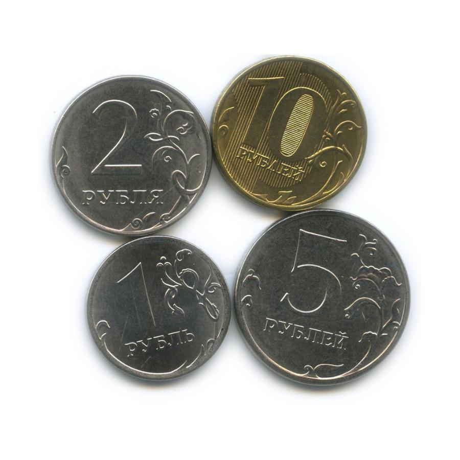 Набор монет России 2016 года ММД (Россия)