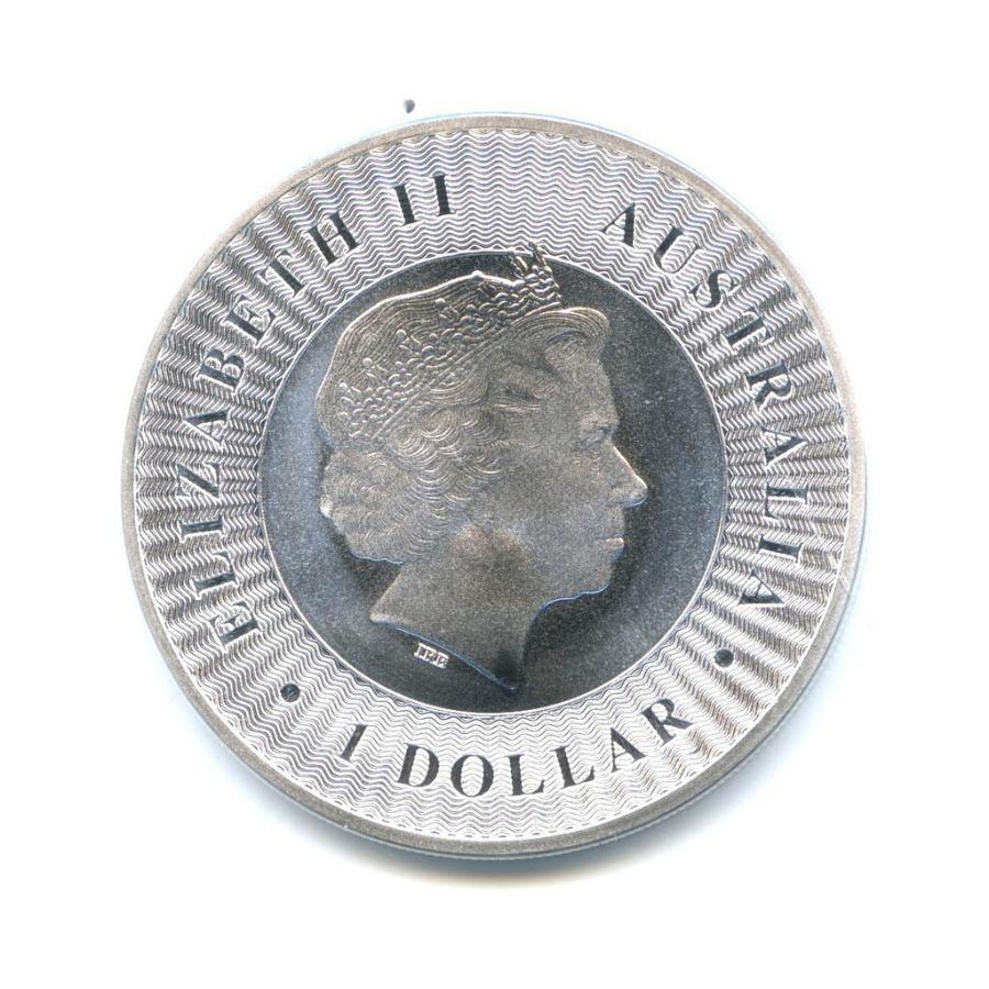 1 доллар - Кенгуру 2016 года (Австралия)