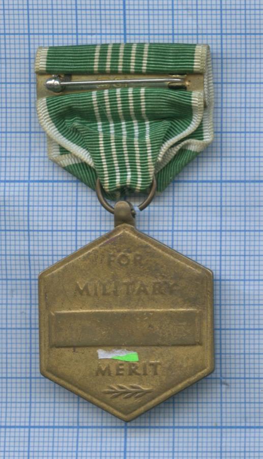 Медаль «For Military Merit» (США)