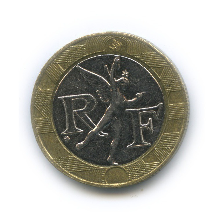 10 франков 1991 года (Франция)