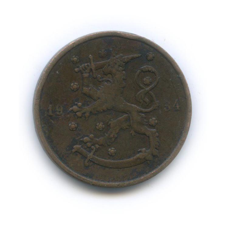 10 пенни 1934 года (Финляндия)