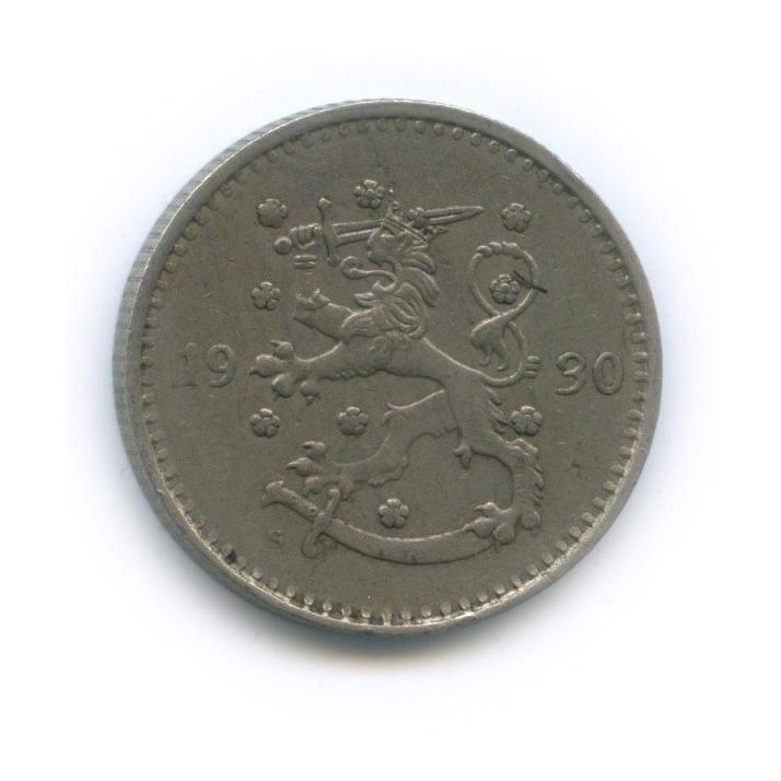 1 марка 1930 года (Финляндия)