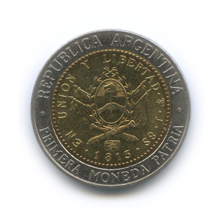 1 песо 2009 года (Аргентина)