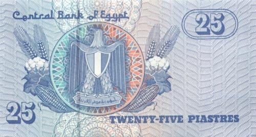 25 пиастров (Египет)