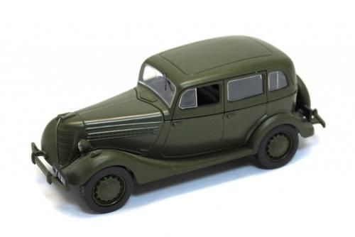 Модель машины «ГАЗ-11-73» (11 см) (Китай)