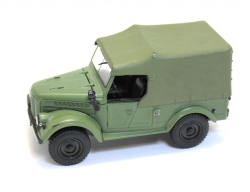 Модель машины «ГАЗ-69» (11 см) (Китай)