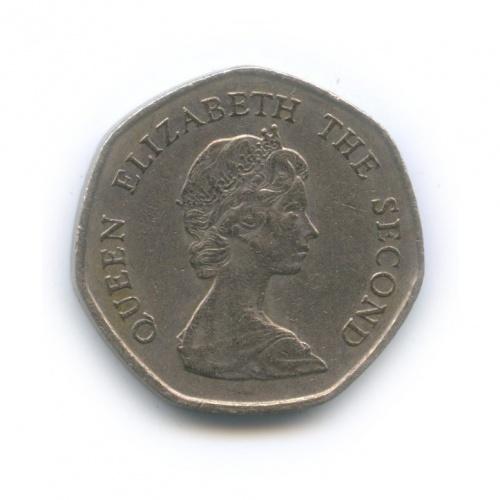 20 пенсов, Фолклендские острова 1987 года