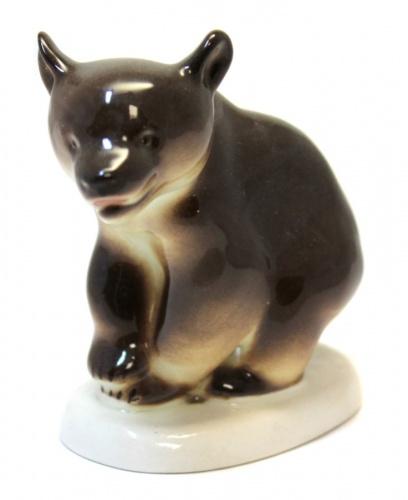 Фигурка ЛФЗ «Медведь» (10 см)