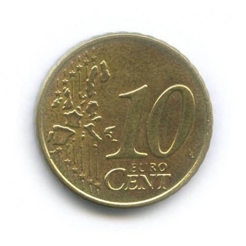 10 центов 2003 года (Ирландия)
