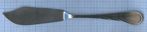 Нож-лопатка для рыбы (23 см) (СССР)