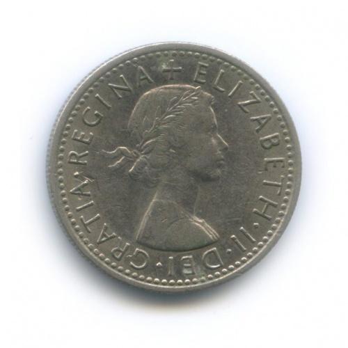 6 пенсов 1966 года (Великобритания)