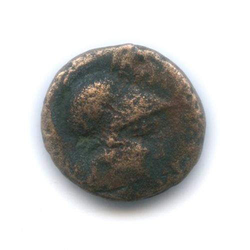 Фессалия (Лига), 196-146 гг. до н. э., Афина вшлеме/конь