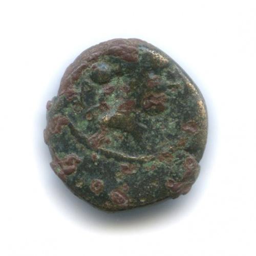 Лидия (Сарды), 133-100 гг. до н. э., Аполлон/дубина