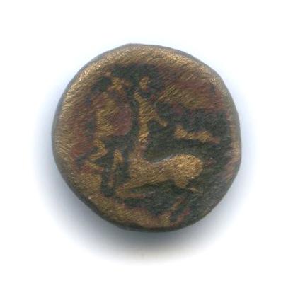 Иония, Эфес, 280-258 гг. до н. э., пчела/олень