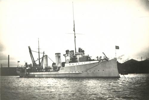 Фотография «Корабль «Украина» (Российская Империя)