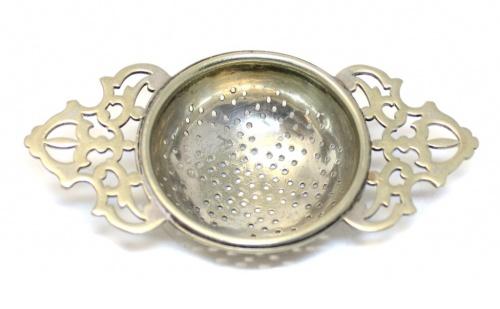 Ситечко (серебрение, 1,8×11 см) (Великобритания)