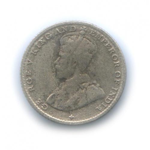 5 центов, Стрейтс-Сетлментс 1919 года