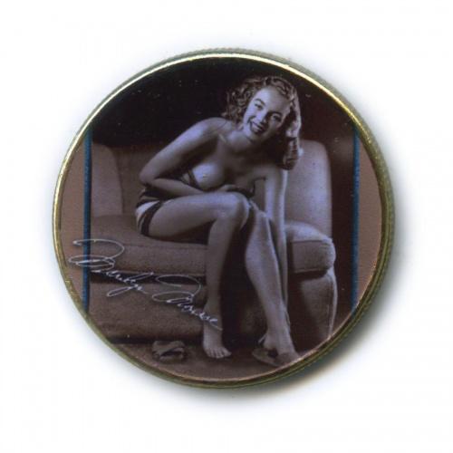 Жетон «Merilyn Monroe»