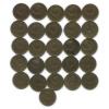 Набор монет 3 копейки 1970-1991 (СССР)