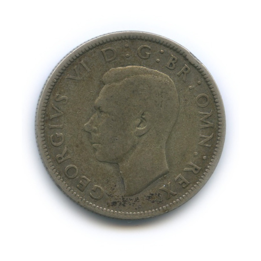 2 шиллинга (флорин) 1937 года (Великобритания)