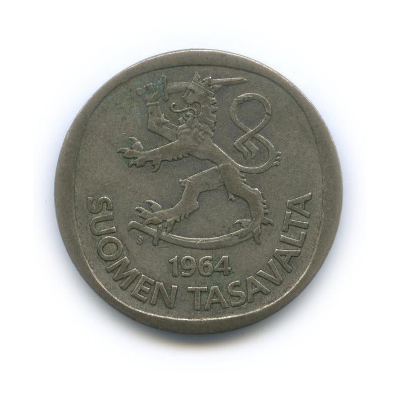 1 марка 1964 года (Финляндия)