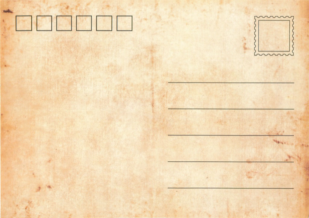 Карточка почтовая «Ширли Темпл» (копия)