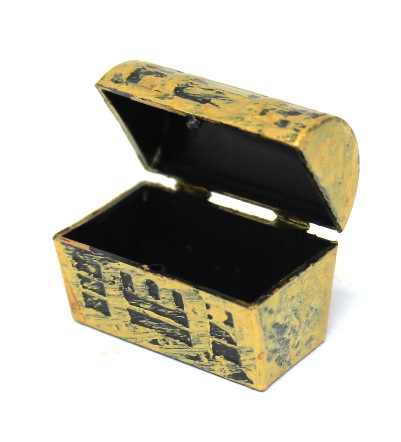 Шкатулка-сундук (4×3 см)