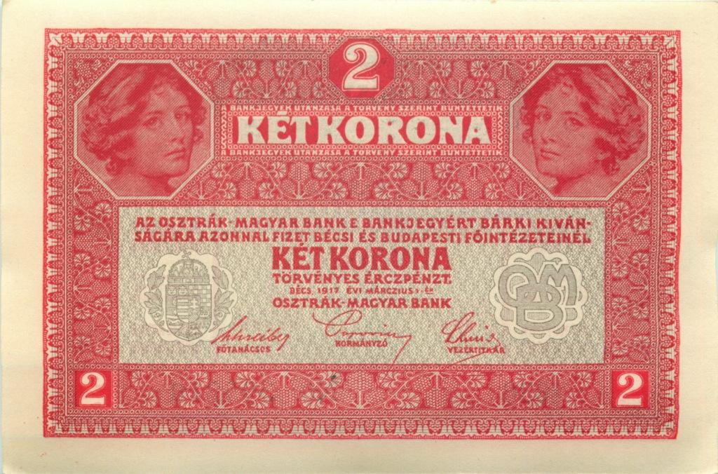 2 кроны 1917 года (Австрия)